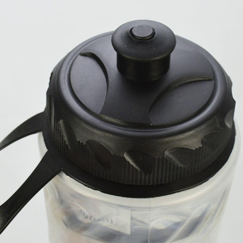 Garrafa de Água Squeeze Caramanhola Térmica Hidratação 700 ml Branco CBRN12435