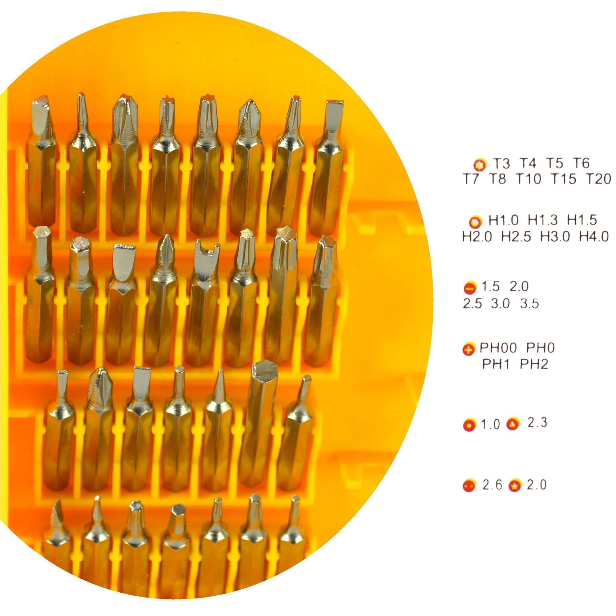 Jogo de Chaves Precisão 32 Peças CBRN06533
