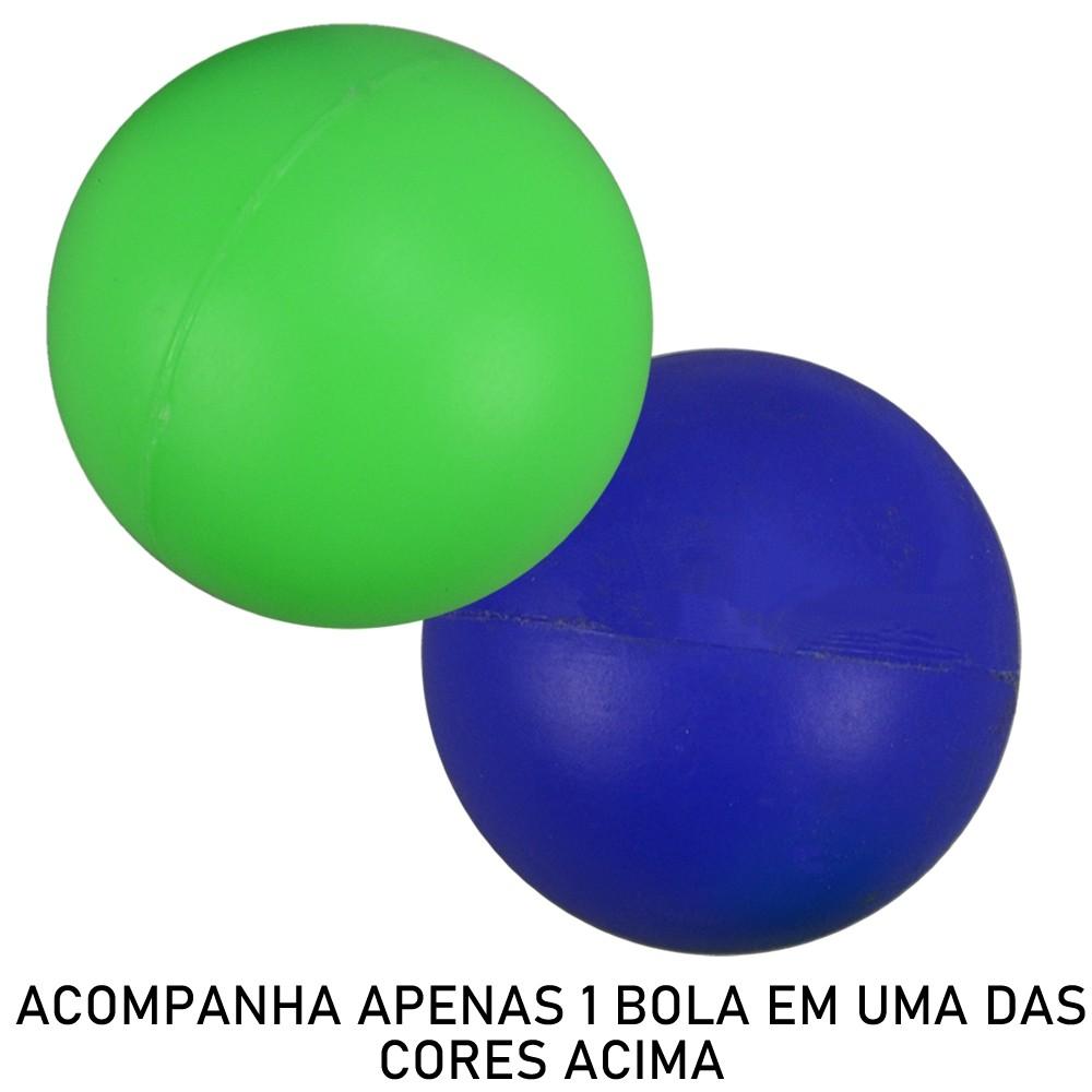 Kit Frescobol 2 Raquetes 1 Bola Coqueiro Verde CBRN14934