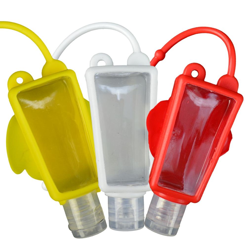 Kit Porta Álcool em Gel Portátil 30ml 6 peças Infantil 3 CBRN16242