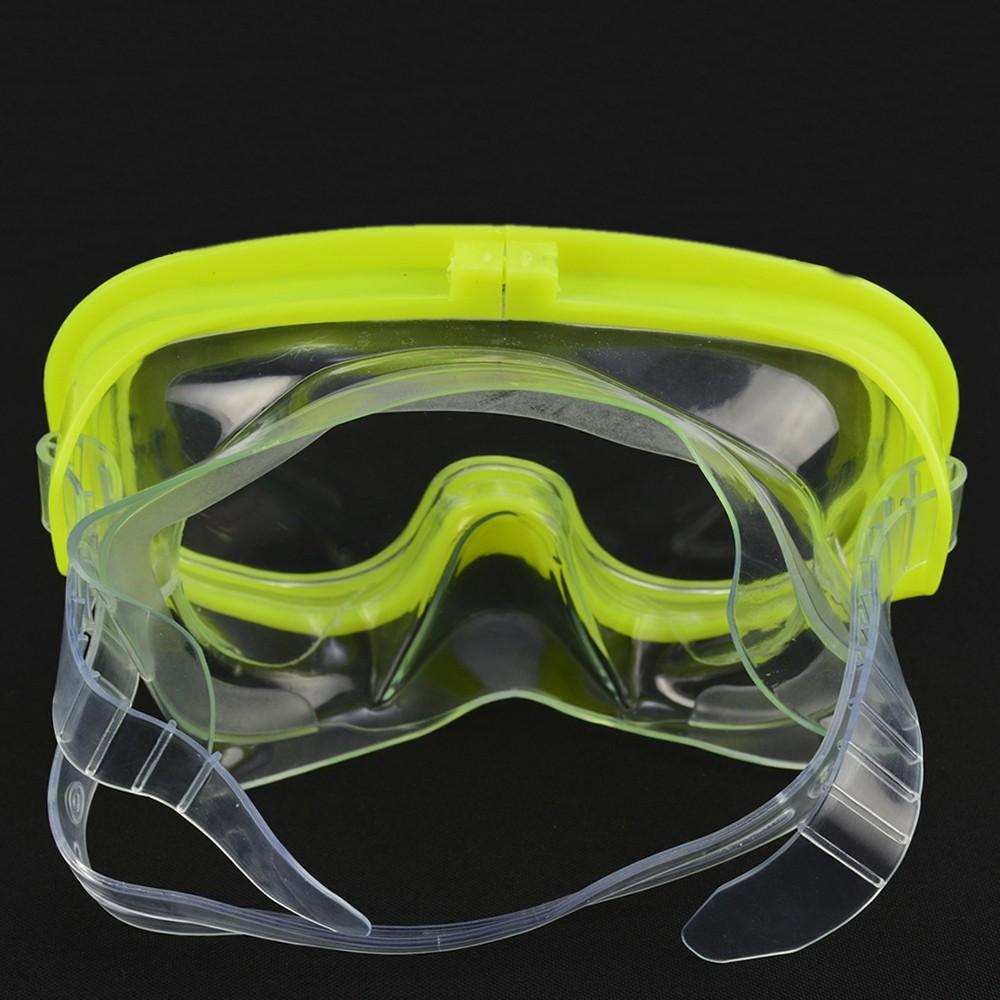 Kit Snorkel Infantil Piscina Amarelo CBRN15214