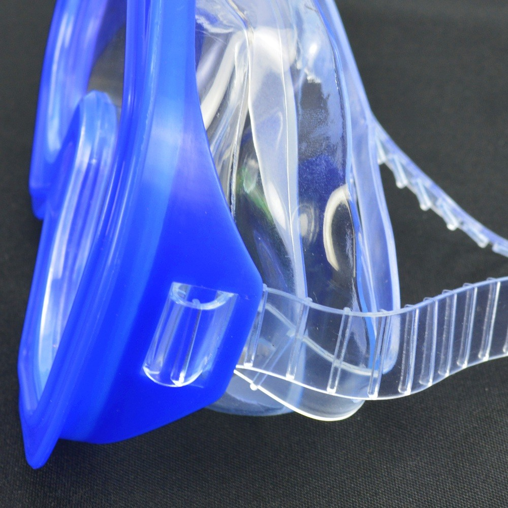 Kit Snorkel Infantil Piscina Azul CBRN15221