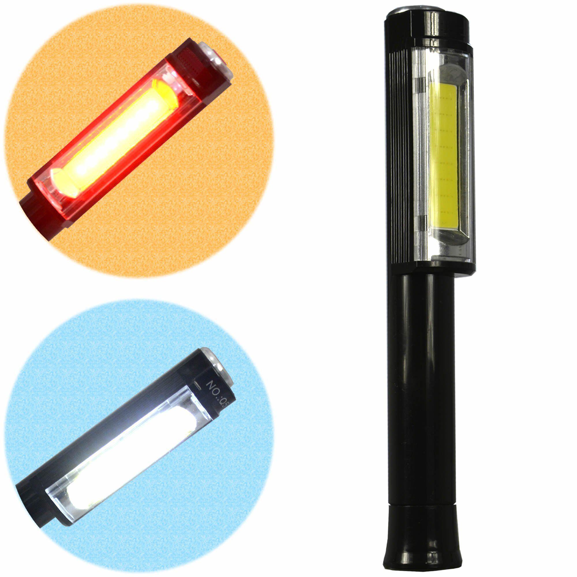 Lanterna Bastão Sinalizador de Led Com Imã CBRN06946