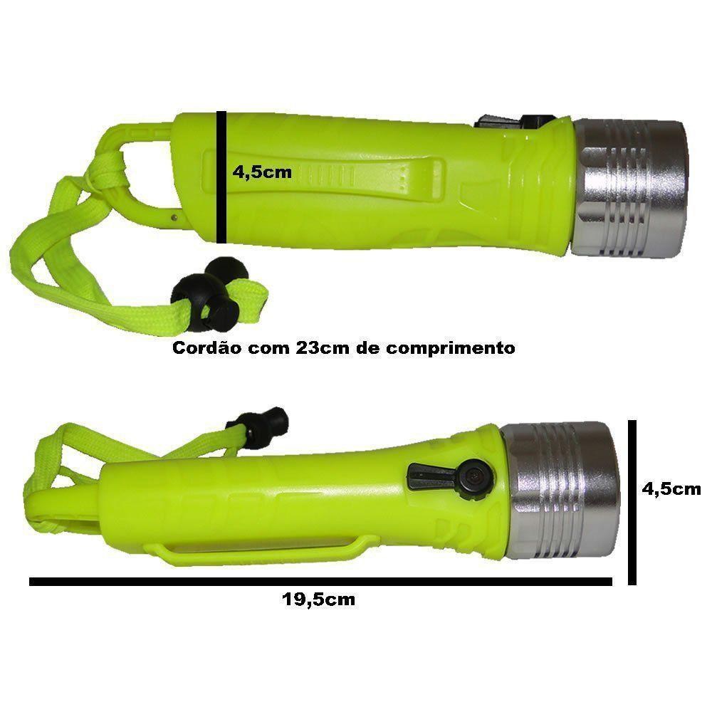 Lanterna de mergulho LED CBRN01170