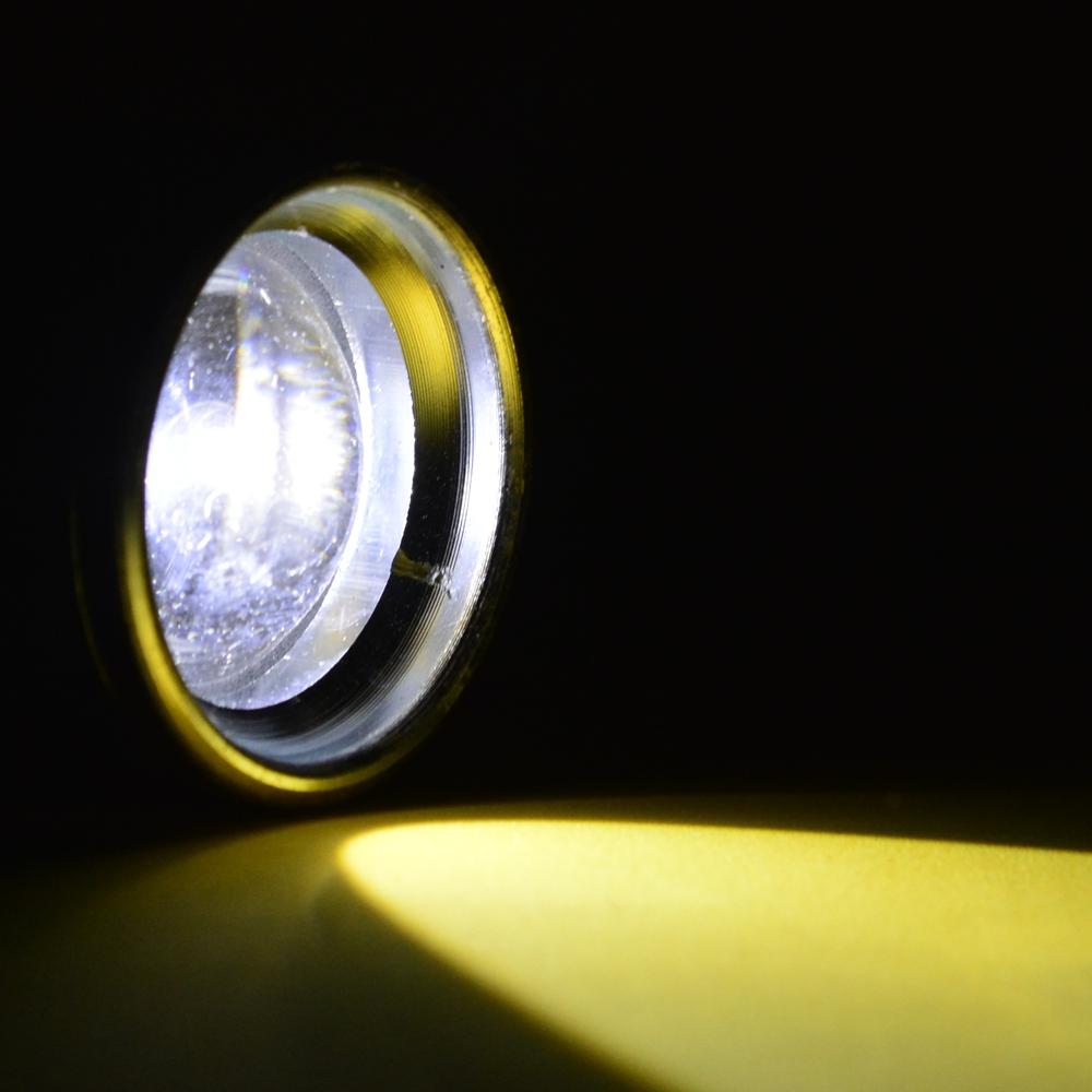 Lanterna Tática LED com Zoom a Pilhas Azul CBRN16556