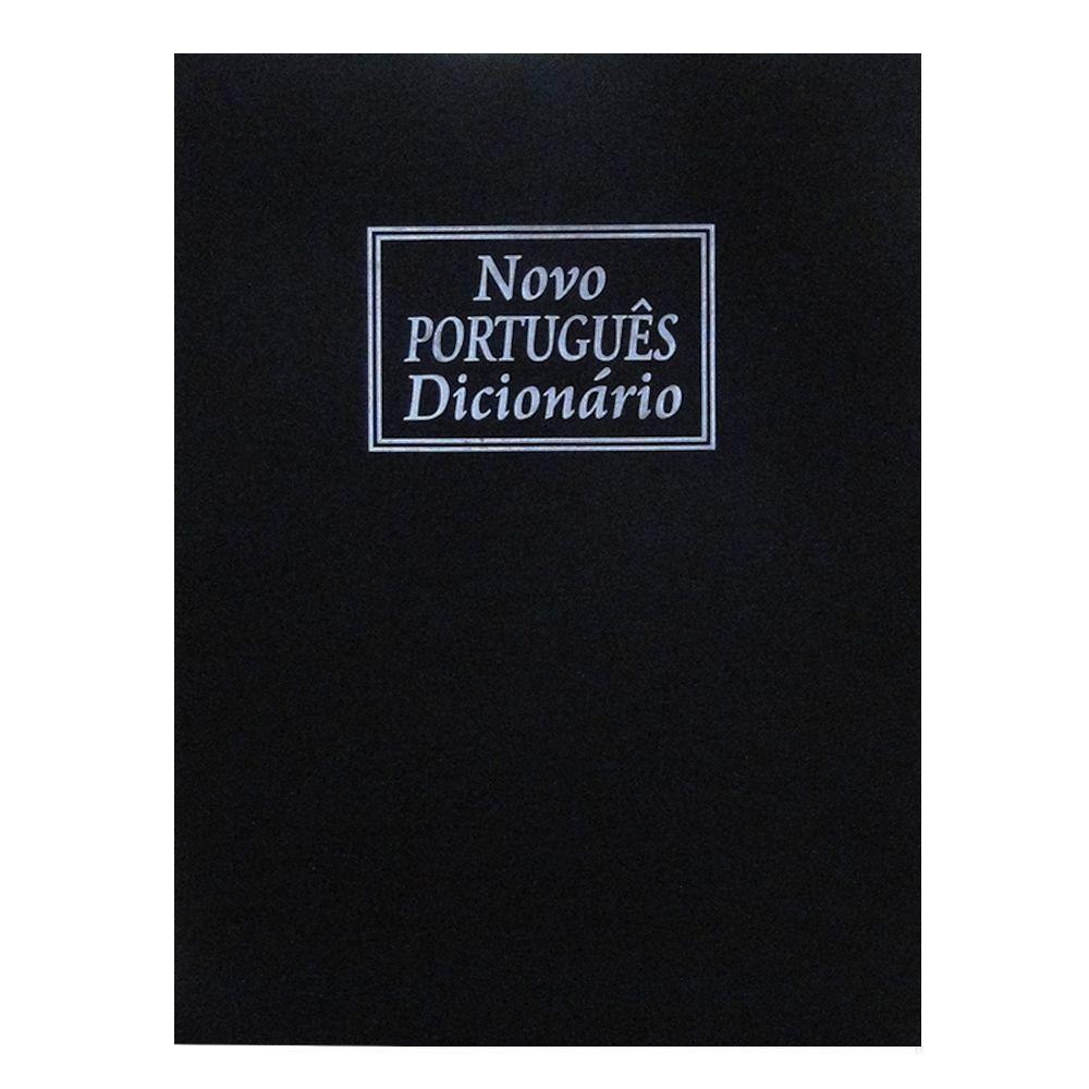 Livro Cofre Aço Book Safe 26,5 cm Dicionário Português