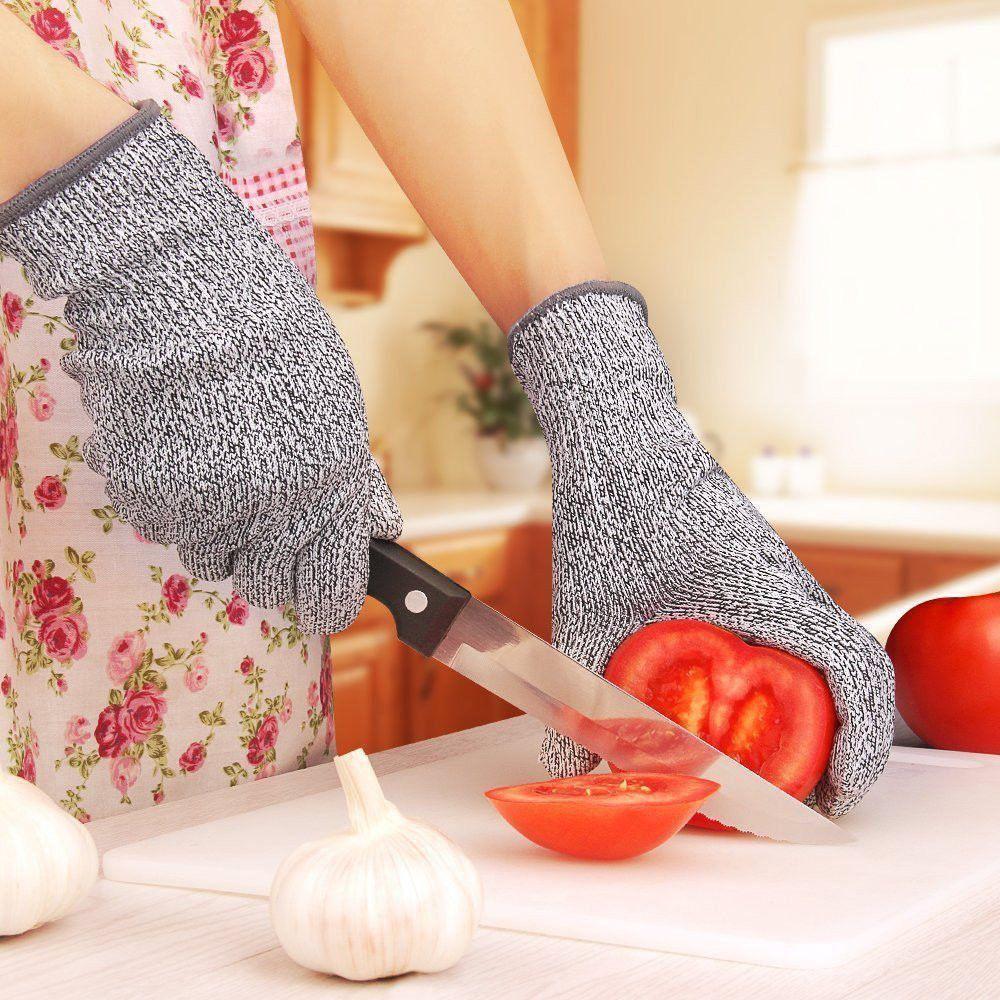 Luva Anti-Corte para Cozinha Mecânico Nível 5 CBRN07141