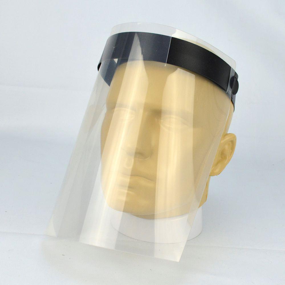Mascara Protetor Facial Face Shield Ajustável KIT 5 Peças CBRN14033