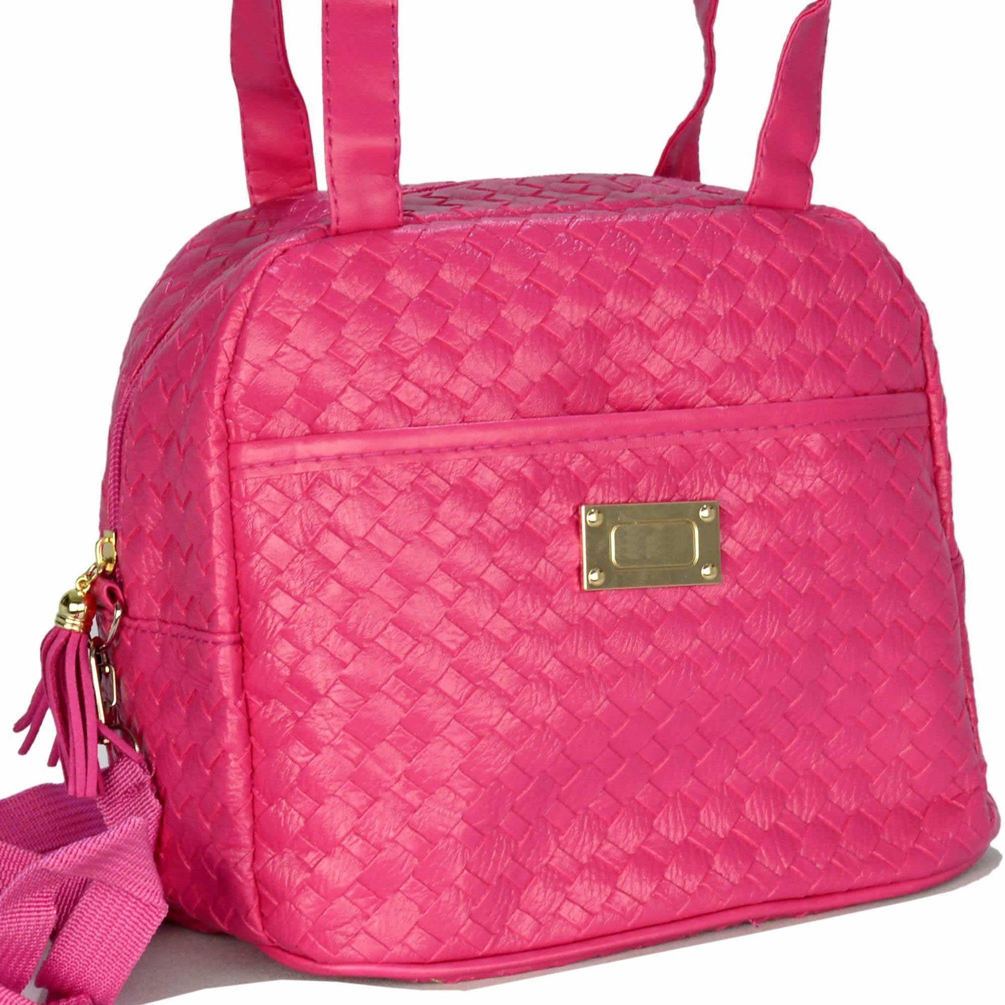 Nécessaire Feminina Bolsa Térmica Luxo Pink CBRN07912