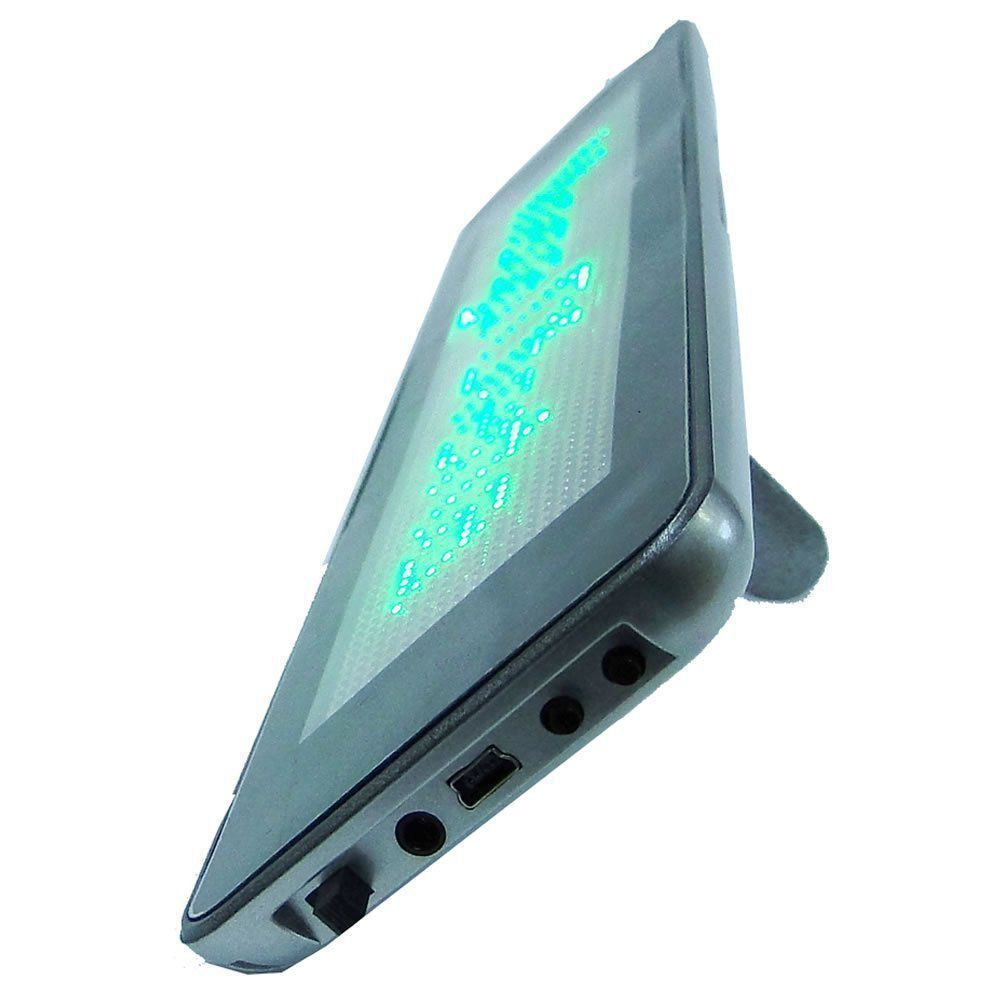Painel eletronico letreiro luminoso LED mod 1674 YL-966G