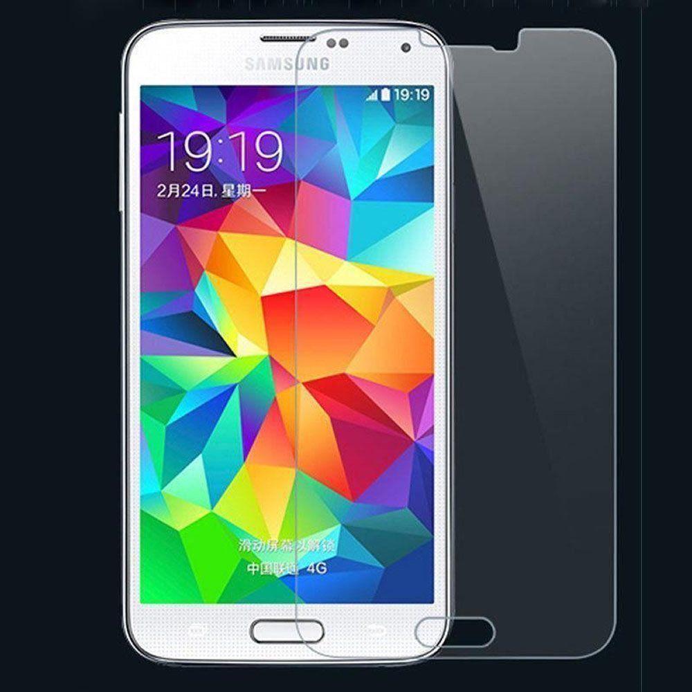 Película Vidro Temperado GLASS-M Samsung Galaxy S5 I9600 e G900