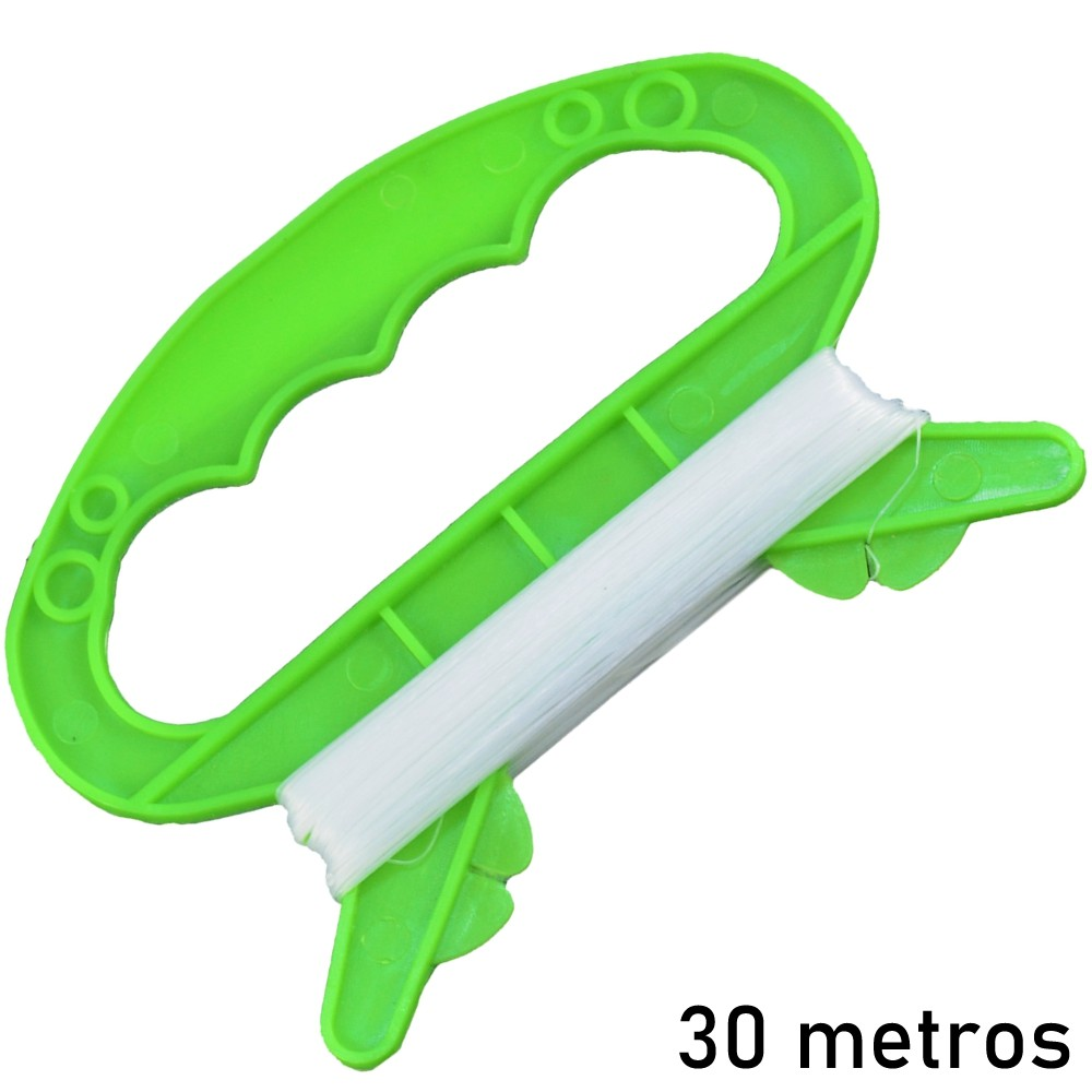 Pipa em Poliéster 3D com Linha Nylon Águia Modelo 1 CBRN14743