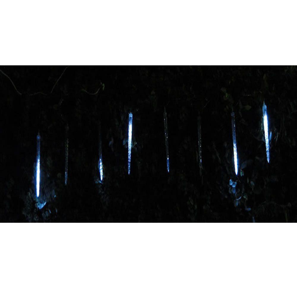 Pisca Led Turbo Branco 8 Tubos 23cm 80 Leds 1326 Bi-volt