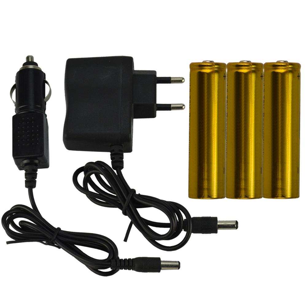 Refletor LED 15W Portátil Recarregável LED COB IP65 + Chaveiro CBRN16464