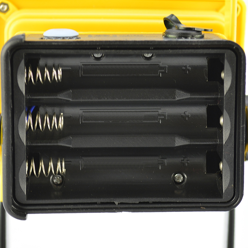 Refletor LED 30W Portátil Recarregável IP65 6 LEDs COB + Chaveiro CBRN16426