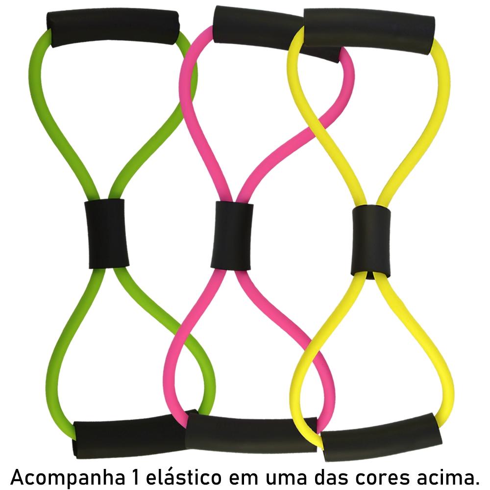 Rolo De Liberação Miofascial Massageador Yoga Rosa CBRN15696