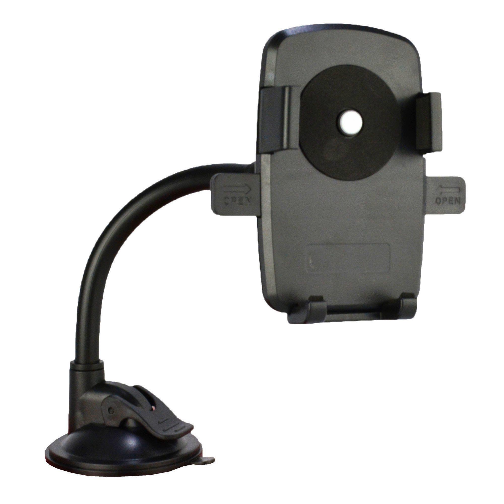 Suporte Para Celular Veicular Ventosa Preto CBRN08605