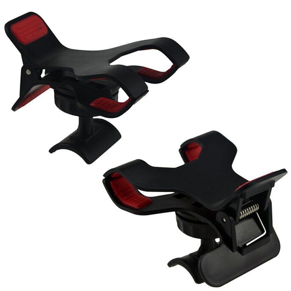 Suporte para bicicleta moto GPS Celular Preto CBRN0043