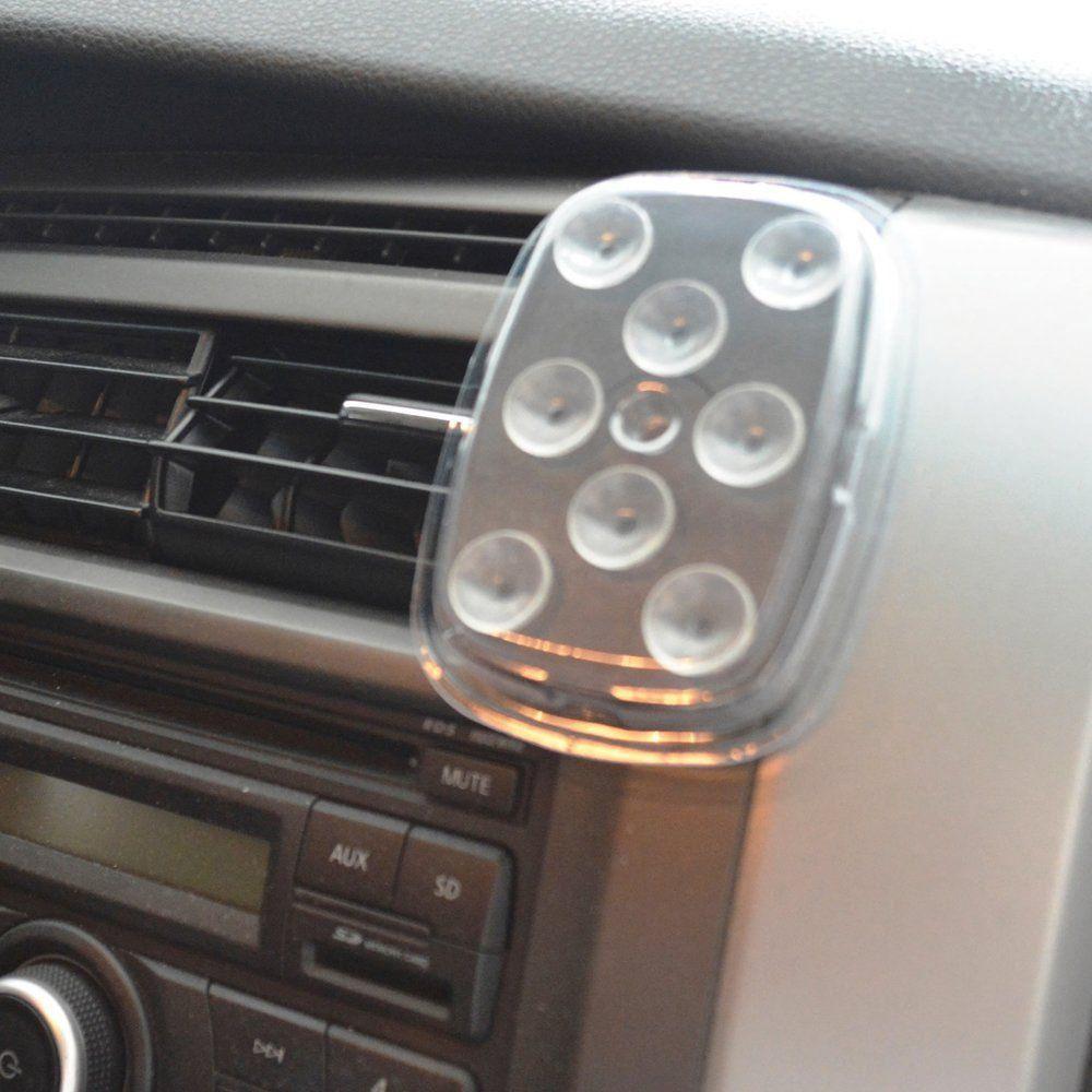 Suporte veicular para celular Ar Condicionado Carro com ventosa CBRN02221