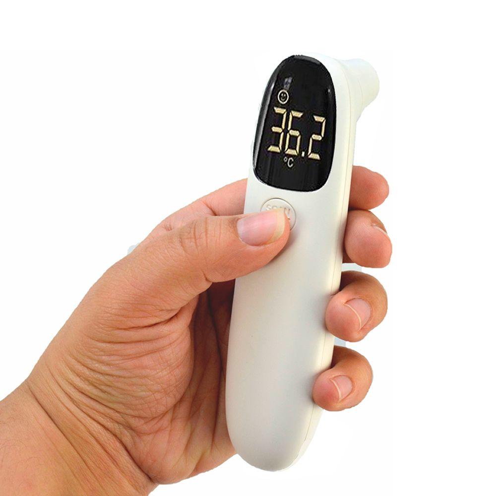 Termômetro Digital Infravermelho De Testa Medidor Temperatura CBRN14071