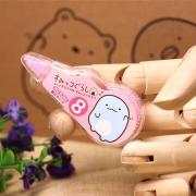 Fita Corretiva Sumikko Gurashi Transparente Bichinhos Kawaii Corretivo Errorex Material Escolar Correction Tape Neko Tok