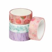 Washi Tape Fita Adesiva Decorativa com Cheirinho BRW