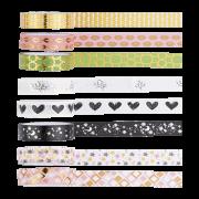 Washi Tape Fita Decorativa Molin - Unidade