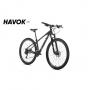 BICICLETA AUDAX HAVOK NX ARO 29 18V 2021 Tam. 17 (M)