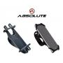 SUPORTE PARA CELULAR ABSOLUTE SILICONE BIKE / MOTO JY-530-5