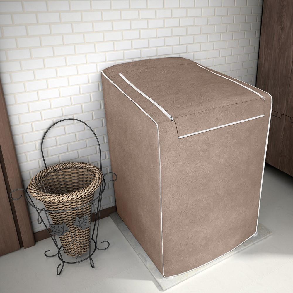 Capa para Máquina de Lavar 100% P.V.C Média 10 a 11,5kg - Rato