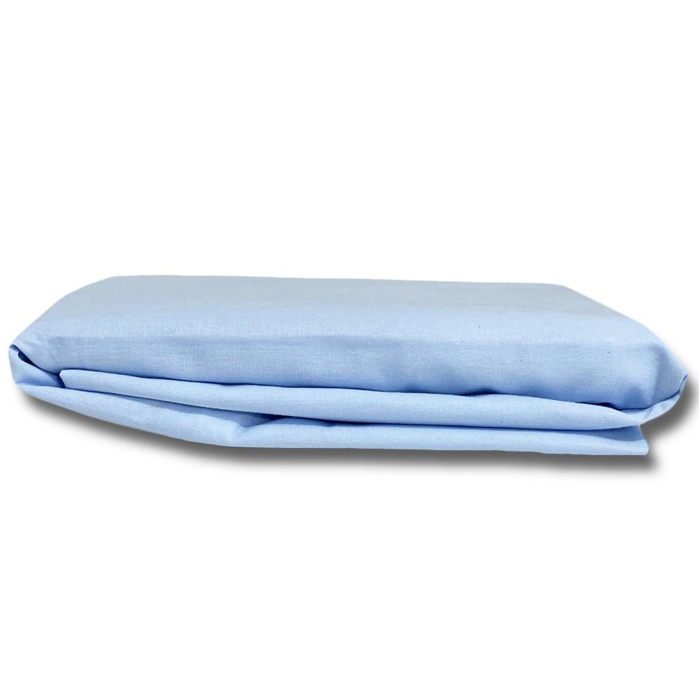 Capa para Travesseiro Fofuxinho 1 Peça - Azul claro