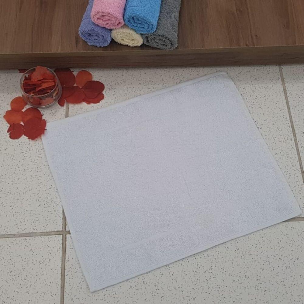 Piso de Banheiro Pezinho 1 Peça - Branco