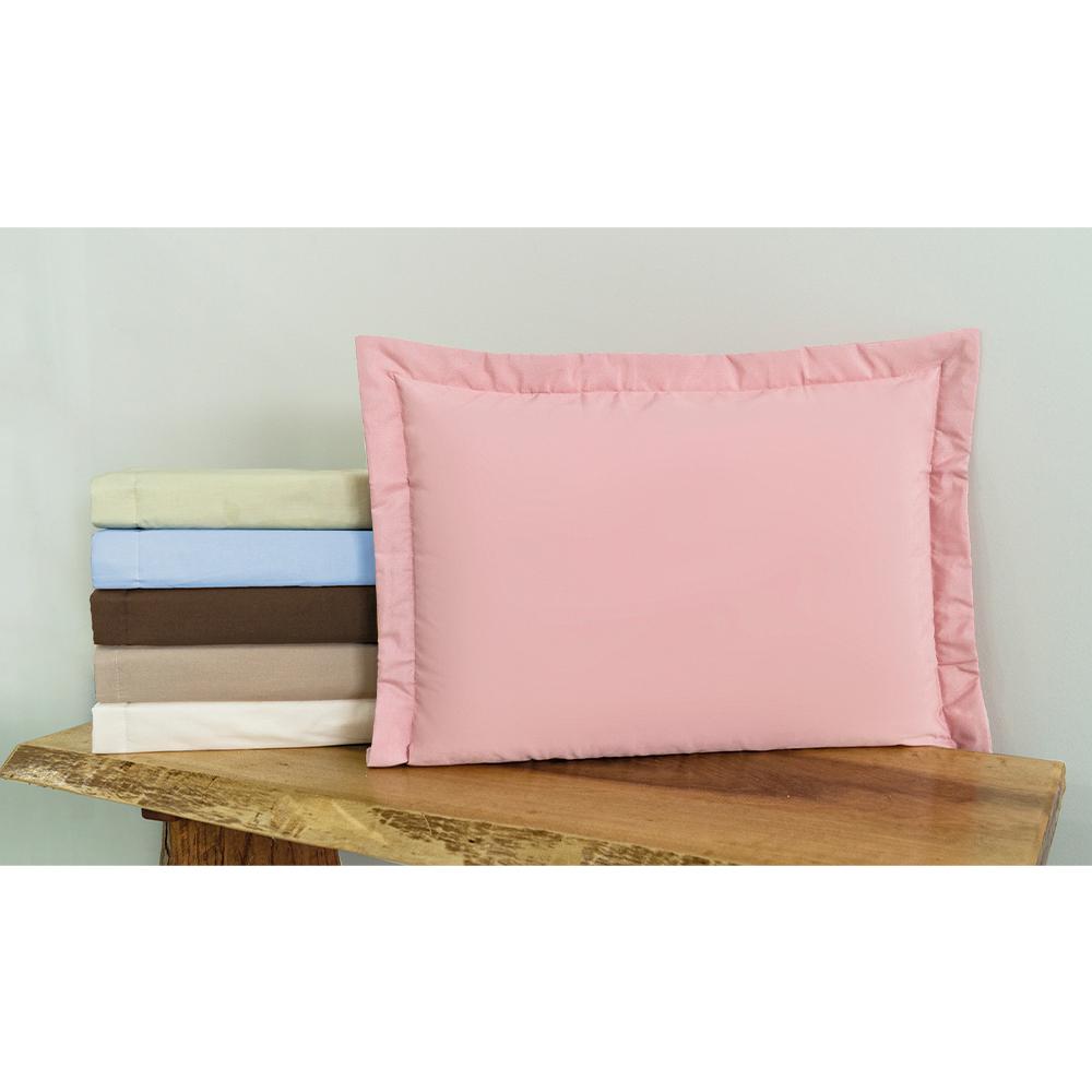 Porta Travesseiro Dia a Dia 1 Peça