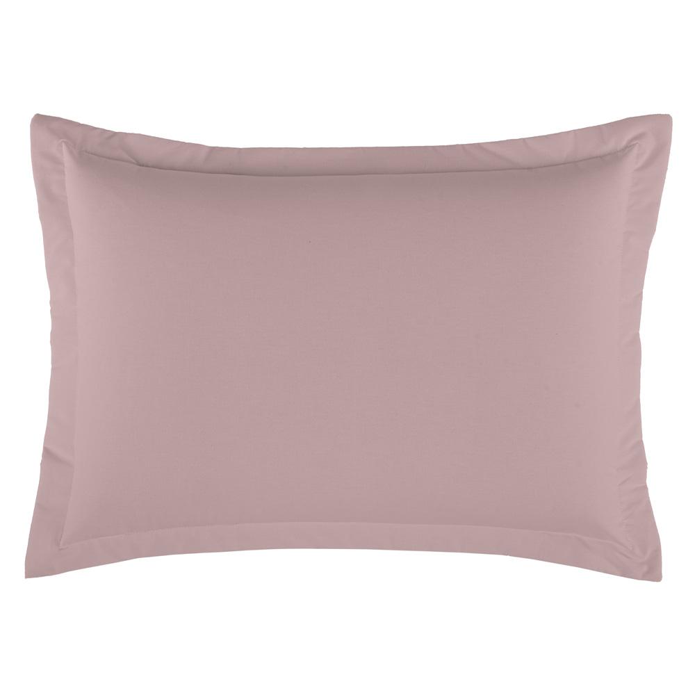 Porta Travesseiro Dia a Dia 1 Peça - Rose