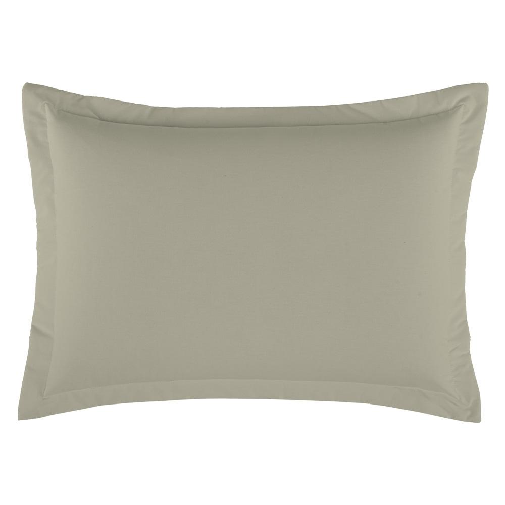 Porta Travesseiro Dia a Dia 1 Peça - Caqui