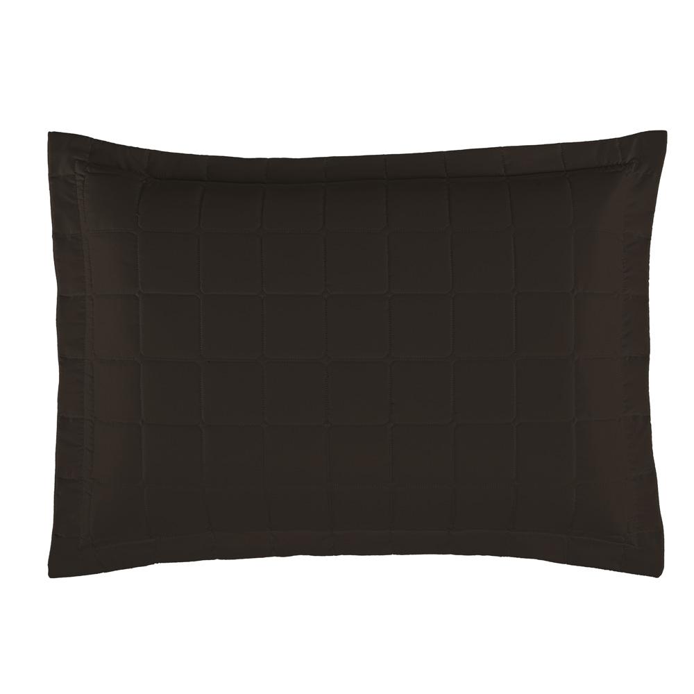 Porta Travesseiro Soft 1 Peça - Tabaco