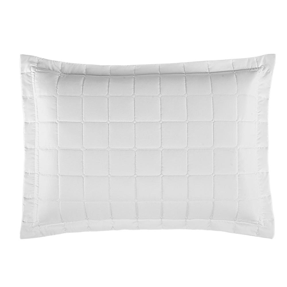 Porta Travesseiro Soft 1 Peça - Branco