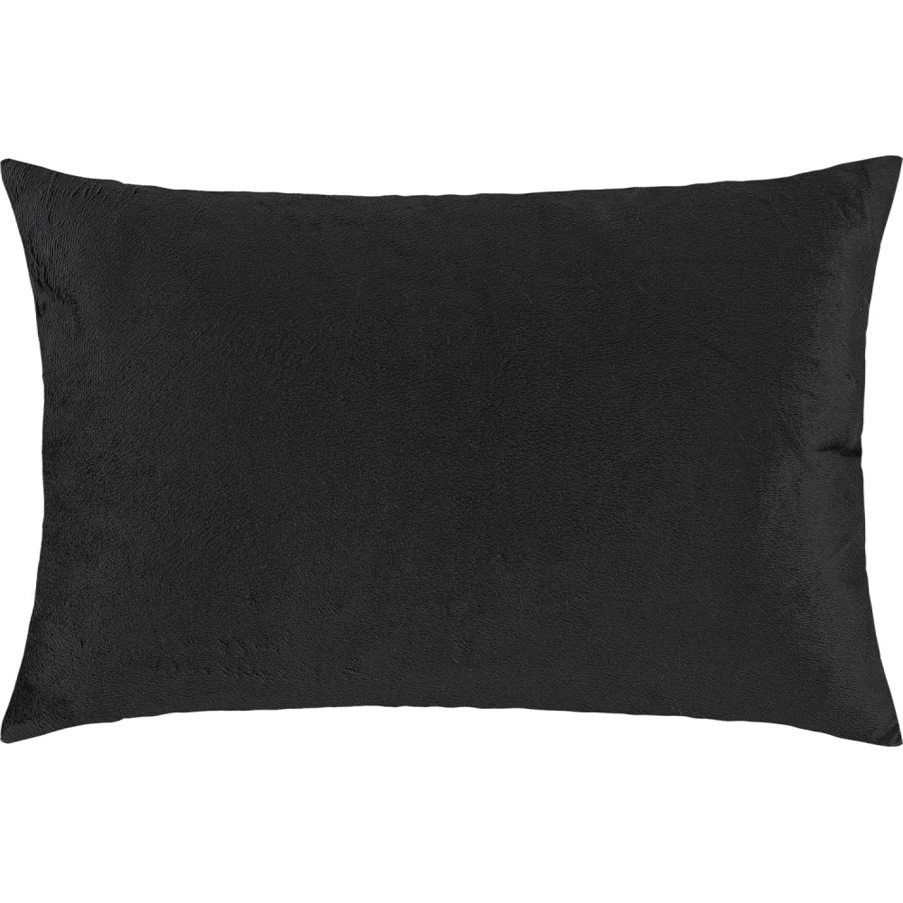 Porta Travesseiro Velboa 1 Peça - Preto