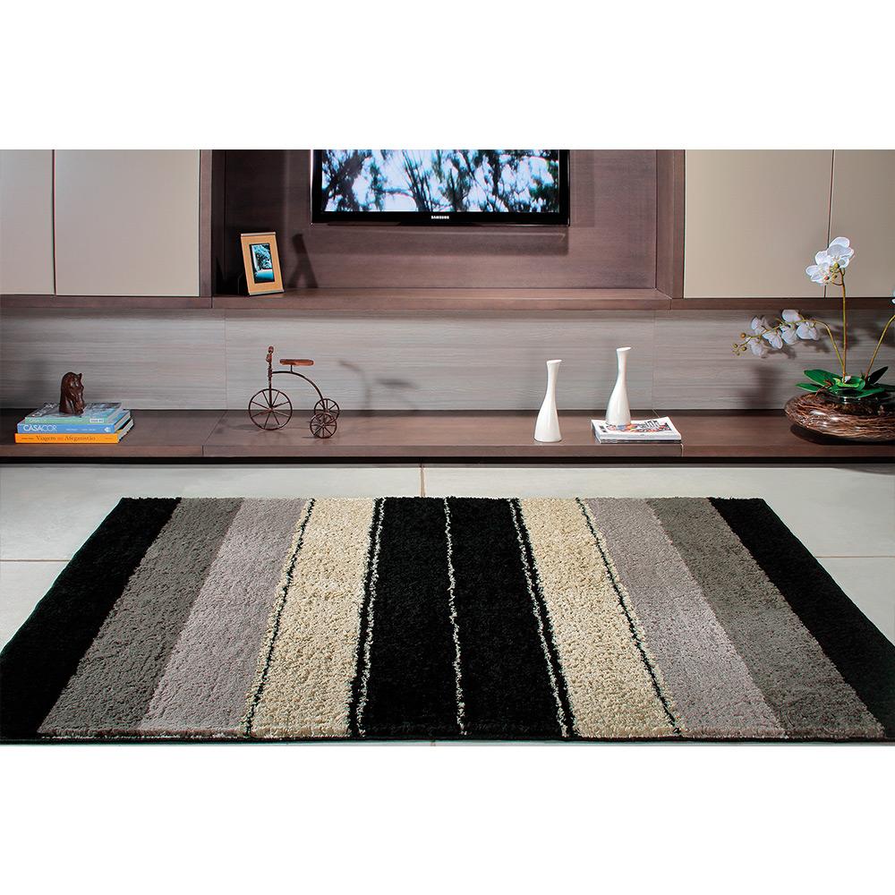 Tapete Classic Design 1,00m x 1,50m - Perfil Baixo - Espessura 1,7cm