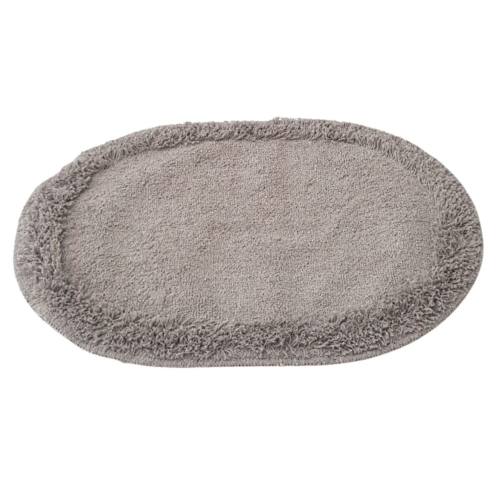Tapete Soft Oval 70cm x 52cm - Perfil Baixo - Espessura 1cm