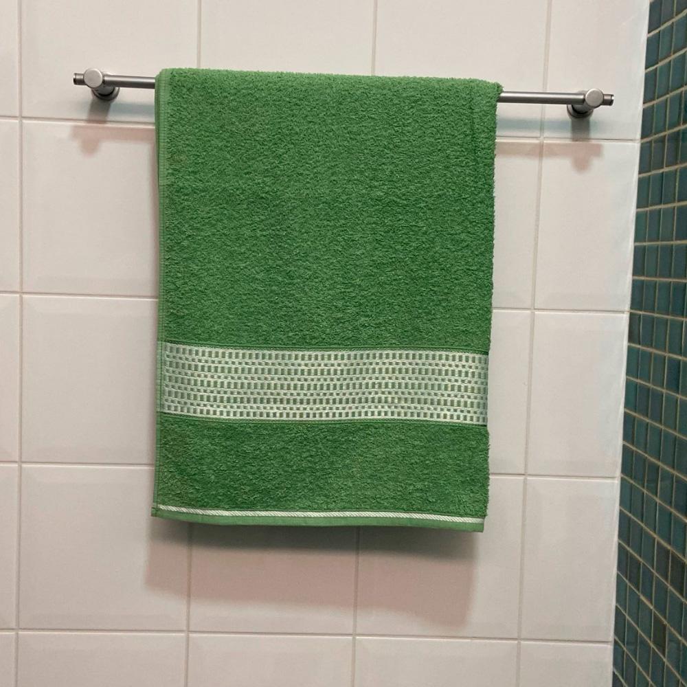 Toalha de Banho Urbane Avulsa 1 Peça - Verde