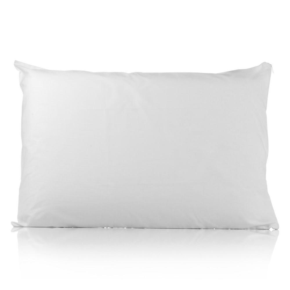Travesseiro Confort Microfibra 1 Peça - Branco