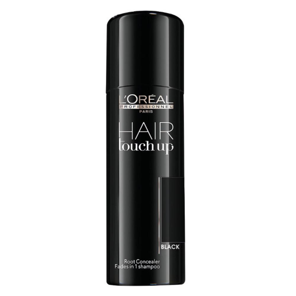 Hair Touh Up - L'Oréal Professionnel - Coloração Temporária - Black 75ml