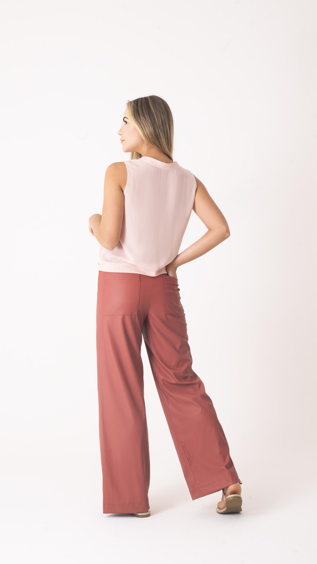 Calça Pantalona Herrera