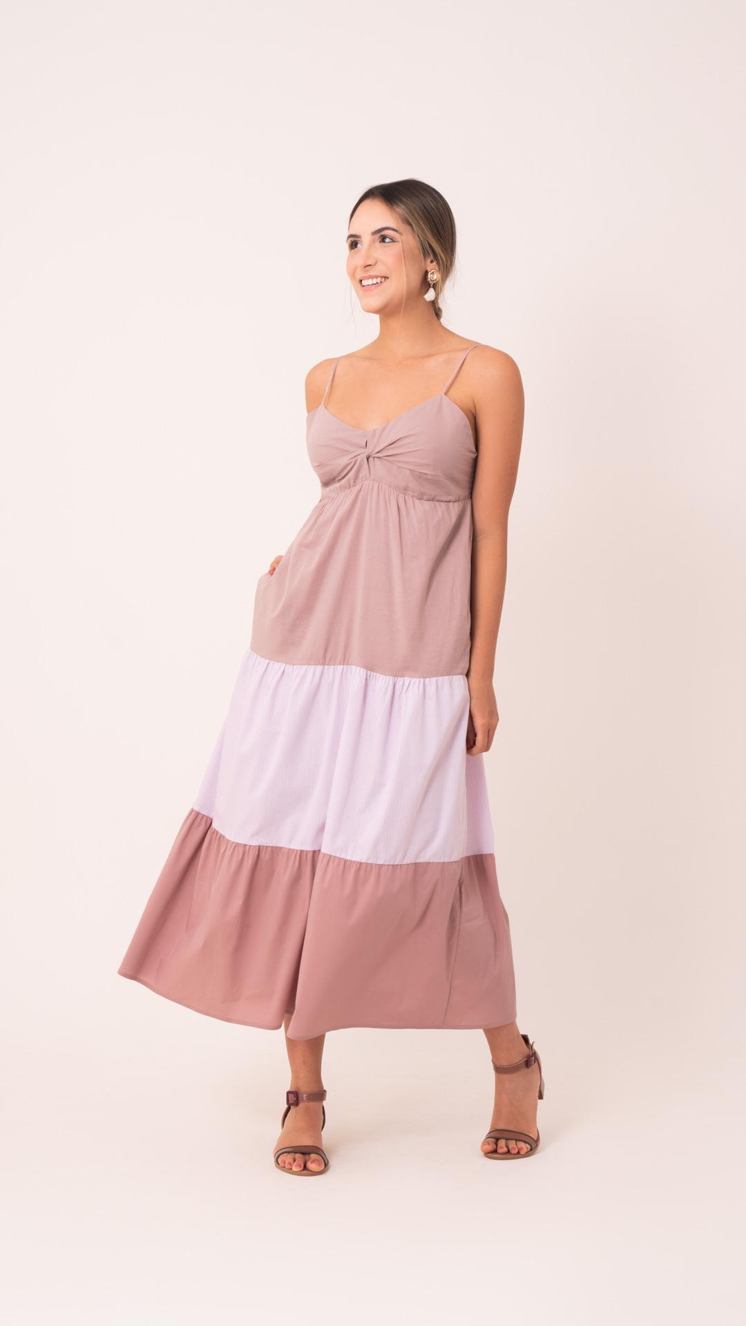Vestido Arraial