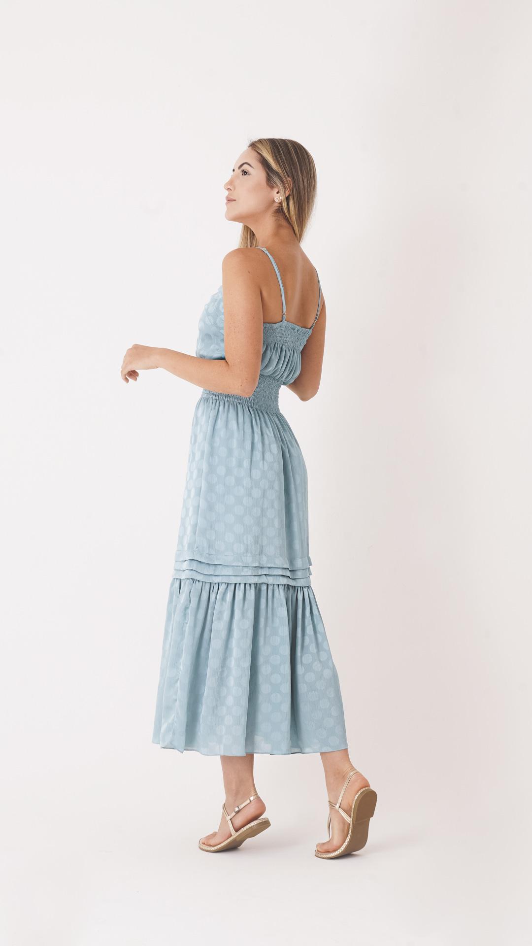Vestido Athena Silk
