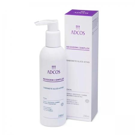 Adcos Professional Neoderm Complex Sabonete Glico-Ativo 240ml