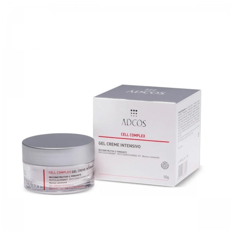 Adcos profissional Cell Complex Gel Creme Intensivo 50g