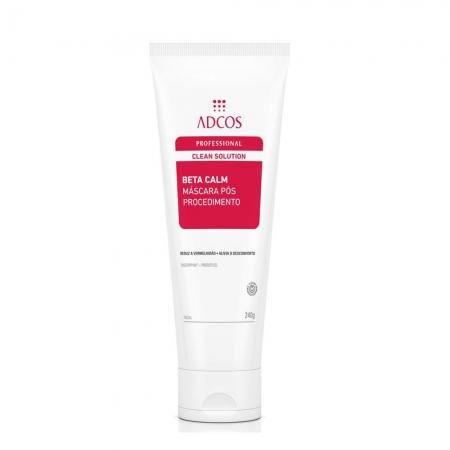 Adcos Profissional Clean Solution Beta Calm Máscara 240gr