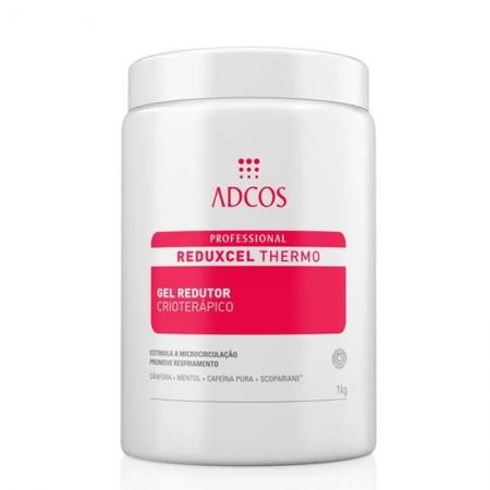 Adcos Profissional Reduxcel Thermo Gel Redutor Crioterápico 1kg